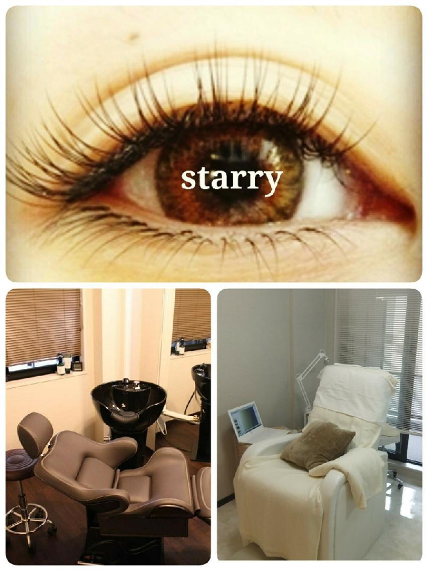 starry (スターリー)所属・まつエク/まつパーマ/増毛エク/白髪染めの掲載