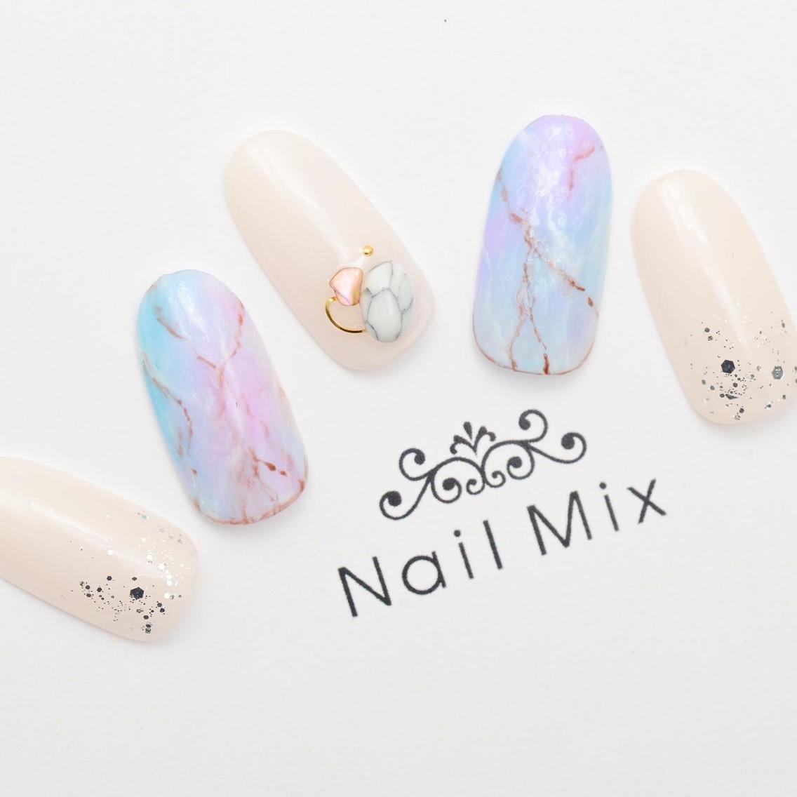 Nail Mix 福岡天神店所属・Nail Mix 福岡天神1の掲載