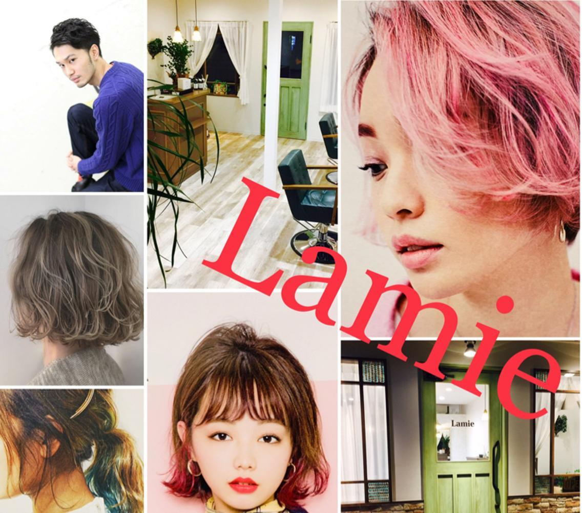 Lamie所属・Lamie【ラミ】の掲載