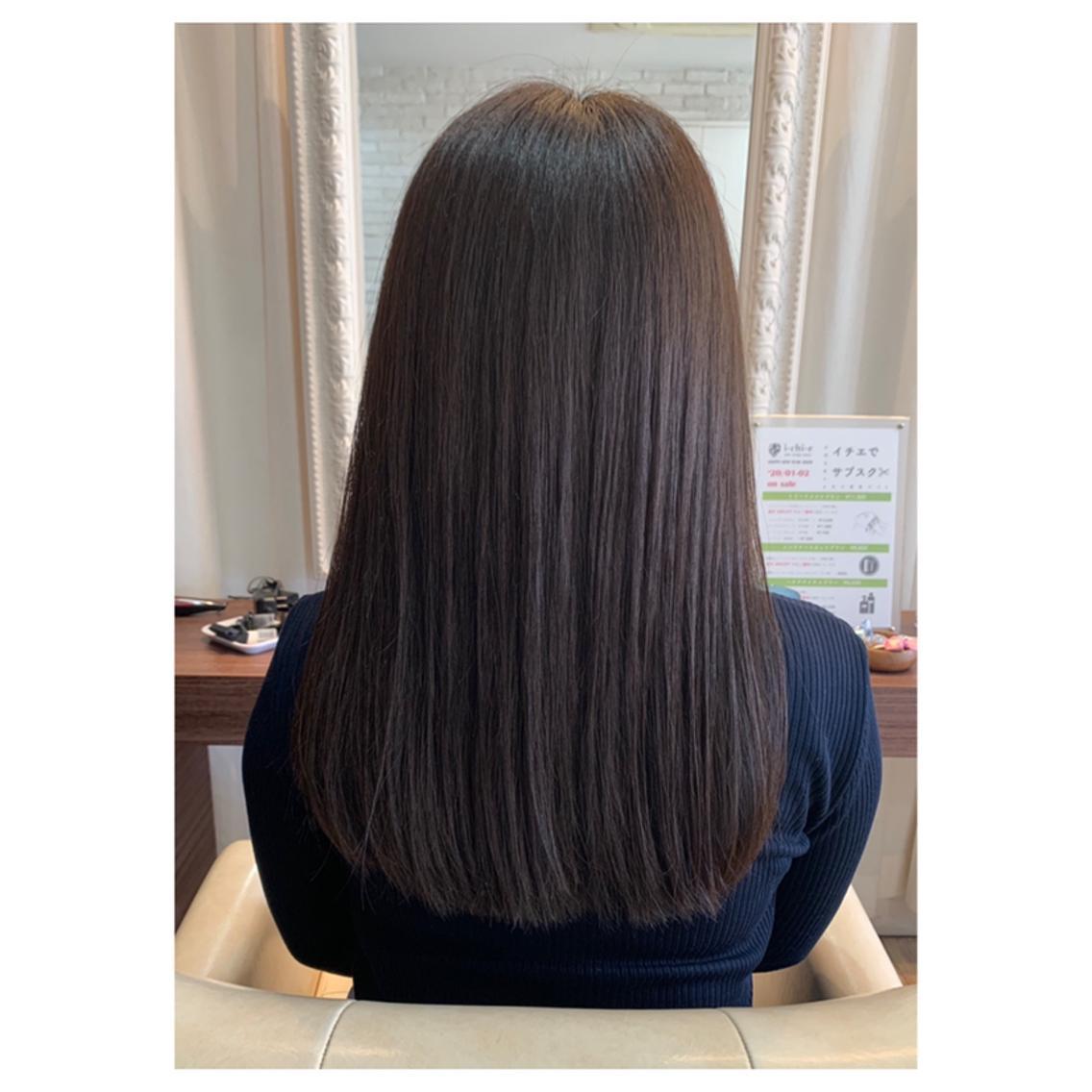 hair  design space i.chi.e所属・クニヨシ エリカの掲載