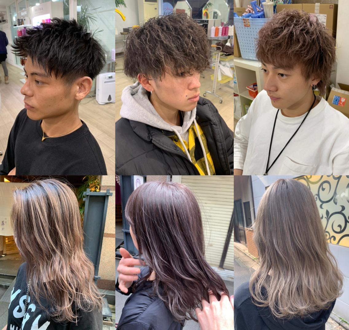 HAIR DELIGHT所属・西村あきやの掲載