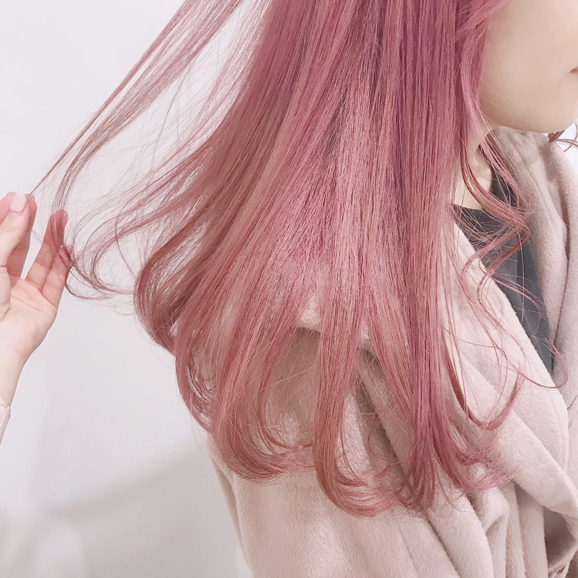 mimii所属・ピンク♡ガーリーヘア♡erikaの掲載
