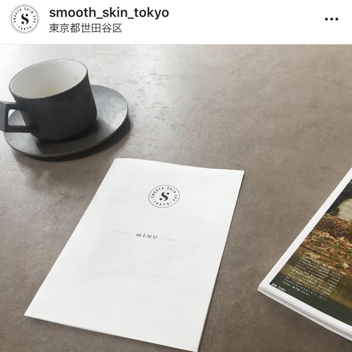 SMOOTH SKINTOKYO.佐藤 予約受付所属・SMOOTHSKINSPA.の掲載