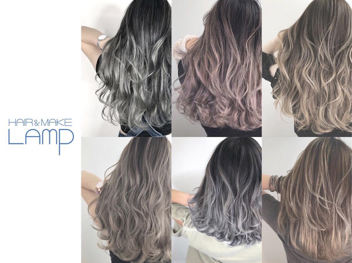 hair&make lamp2nd所属・ヘア&メイク ランプ2ndの掲載