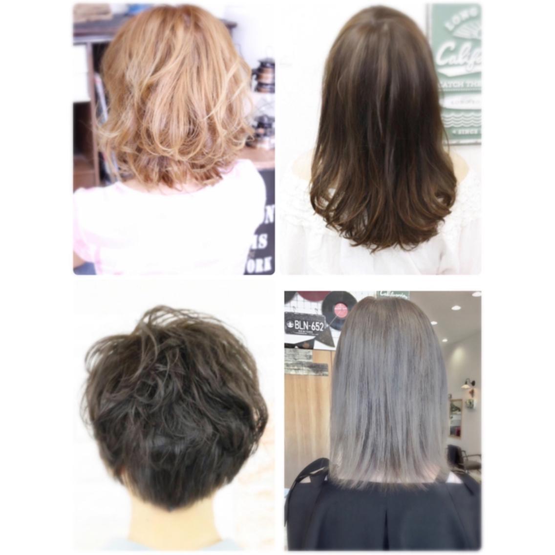 Hair salon【O'rgar】所属・石塚☆Mikuの掲載