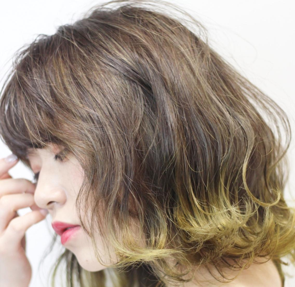 hair  salon  Regina所属・柴田陽平の掲載