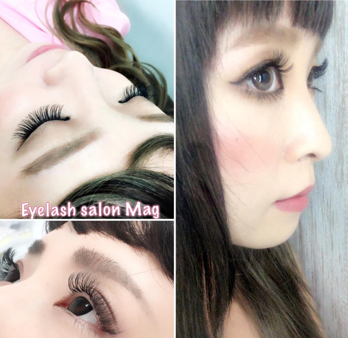 EyelashsalonMag所属・平岡李紗の掲載