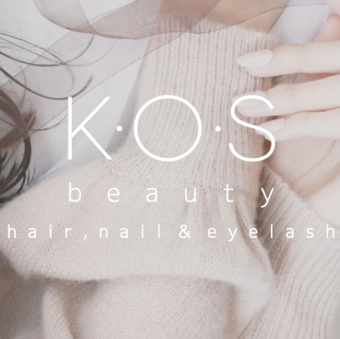 K・O・Sbeautyhair,nail&eyelash所属・SatomiMayukoの掲載