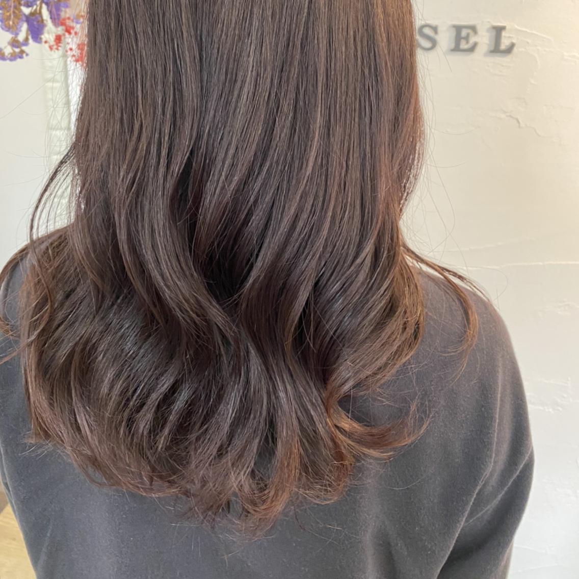 VESSEL&CIEL所属・Hair salon VESSELの掲載