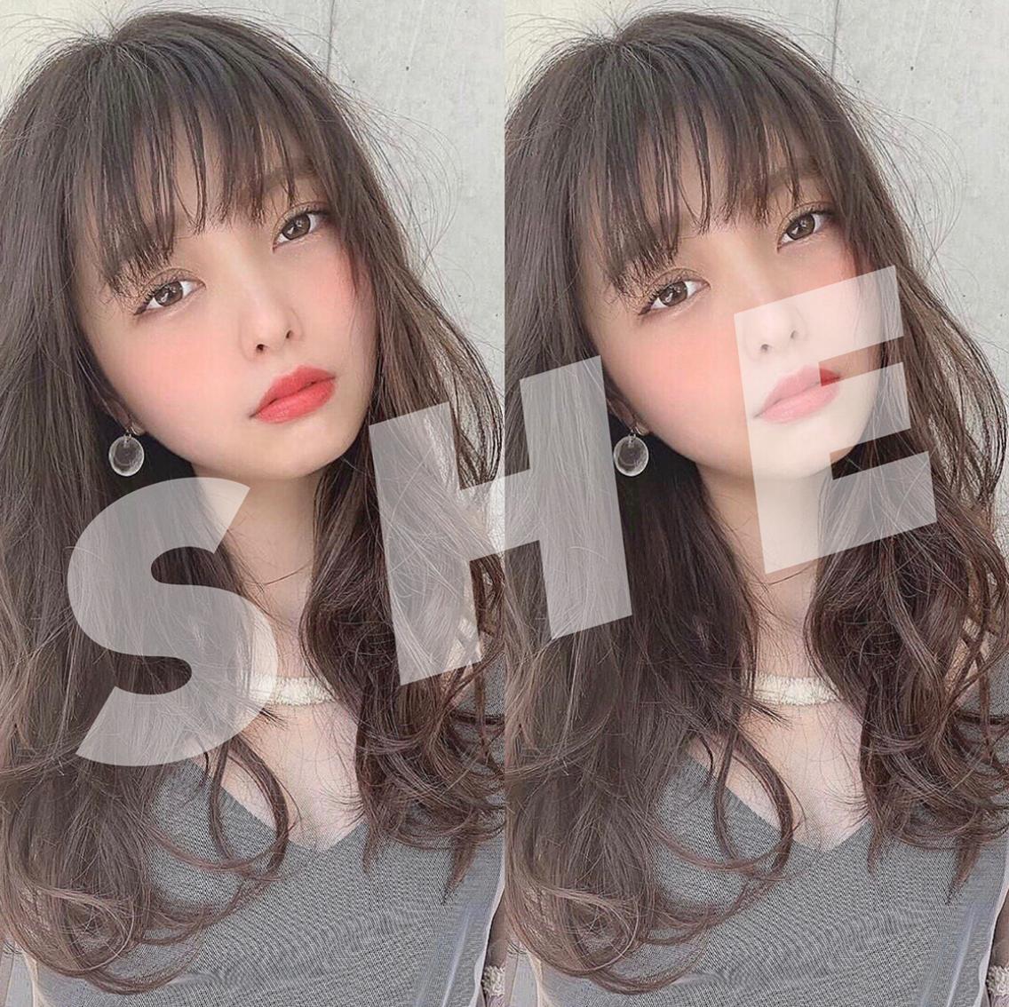 SHE所属・💕満足度No.1 透明感カラー遠藤💕の掲載