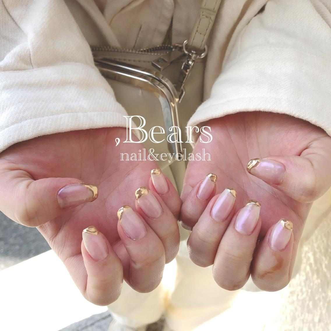 ,Bears nail&eyelash所属・佐藤 絢香の掲載