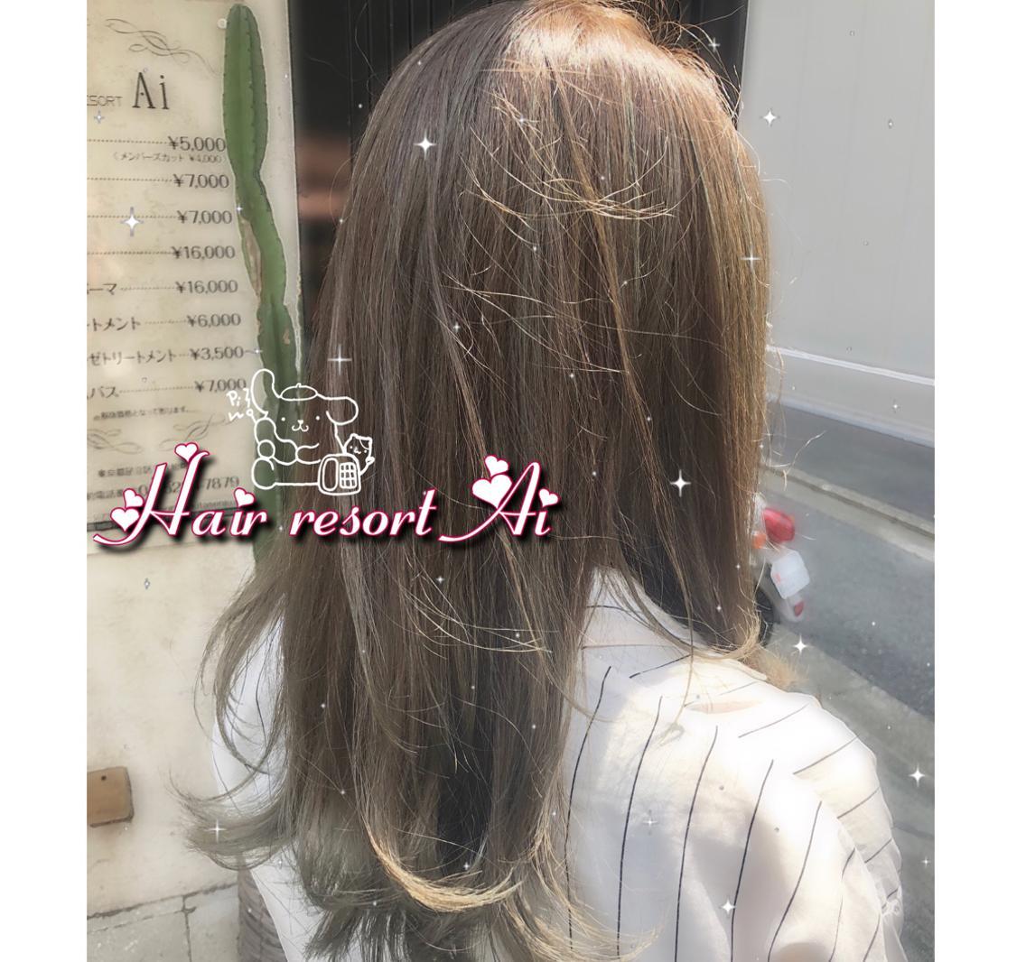 hairresortAi北千住所属・石井まいの掲載