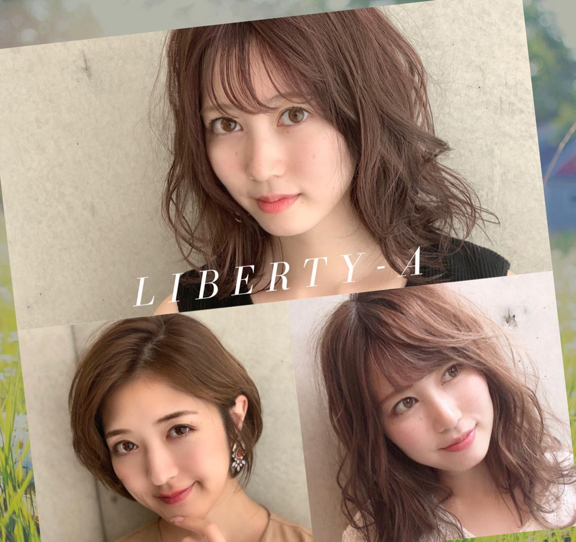 LIBERTY-A所属・トップスタイリスト松坂拓馬の掲載