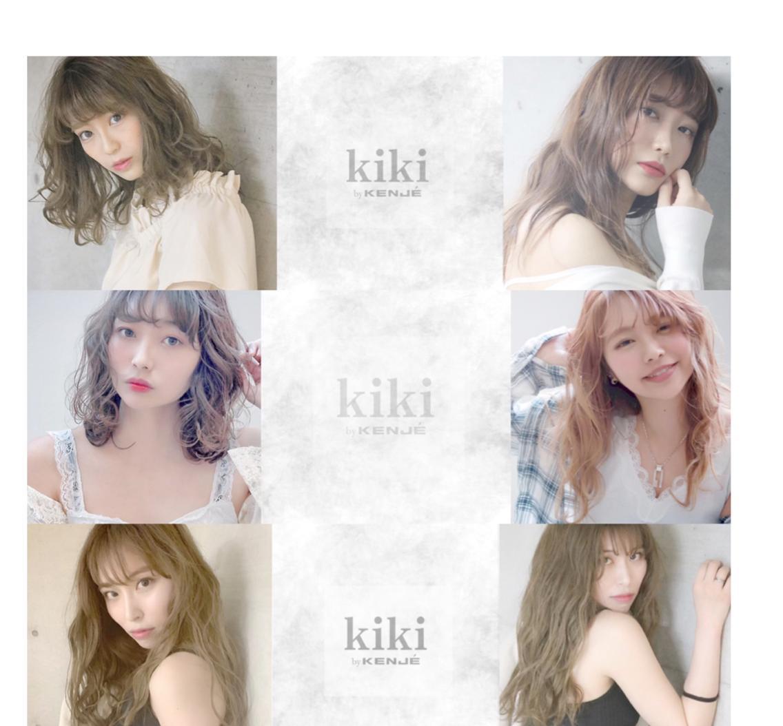 kiki by KENJE所属・kikiby kenjeの掲載