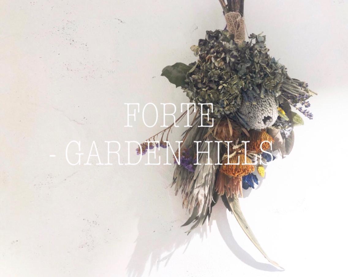 FORTEGARDEN  HILLS/Very所属・カラーリスト伊藤睦希の掲載