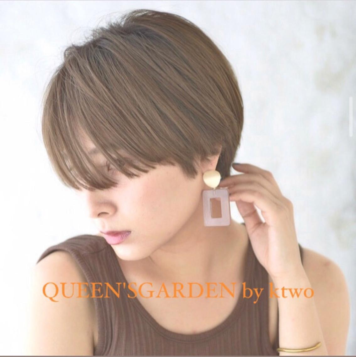 QUEEN'SGARDENbyK-TWO所属・馬部 研二郎の掲載