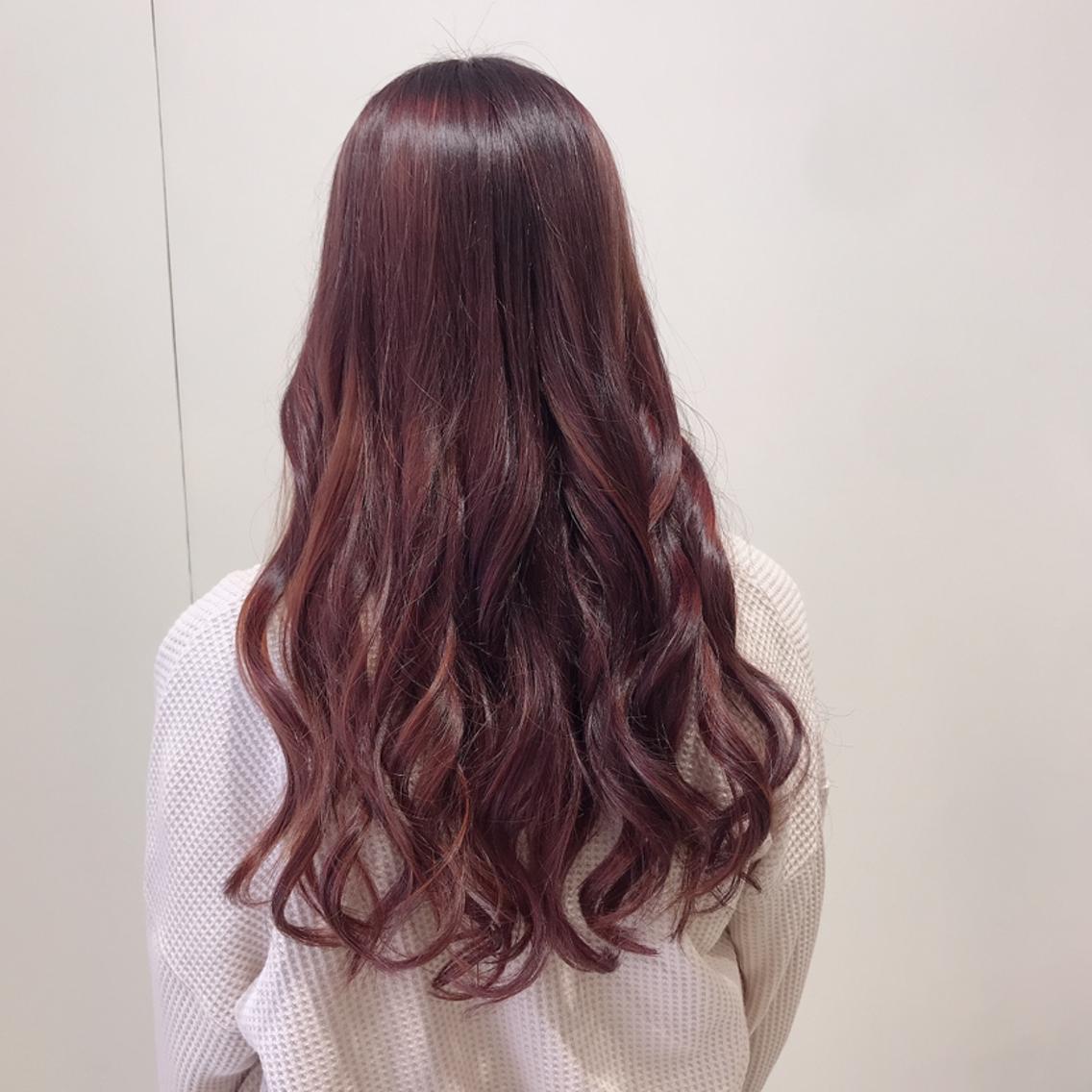 HAIR&MAKE EARTH竹ノ塚店所属・石黒瑛美の掲載