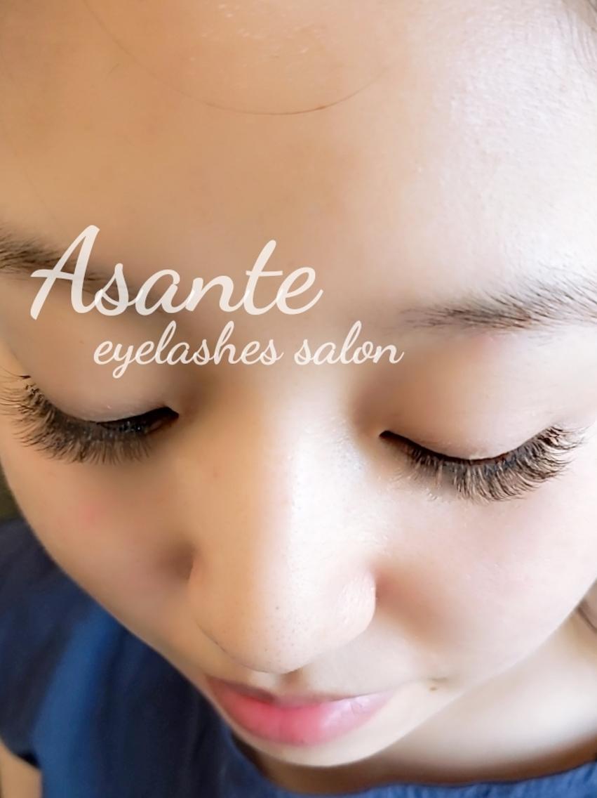 ASANTE アサンテアイラッシュサロン所属・【ASANTE】イシカワの掲載