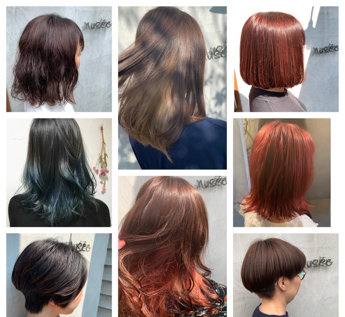 Hair Musee井田店所属・神谷駿太の掲載