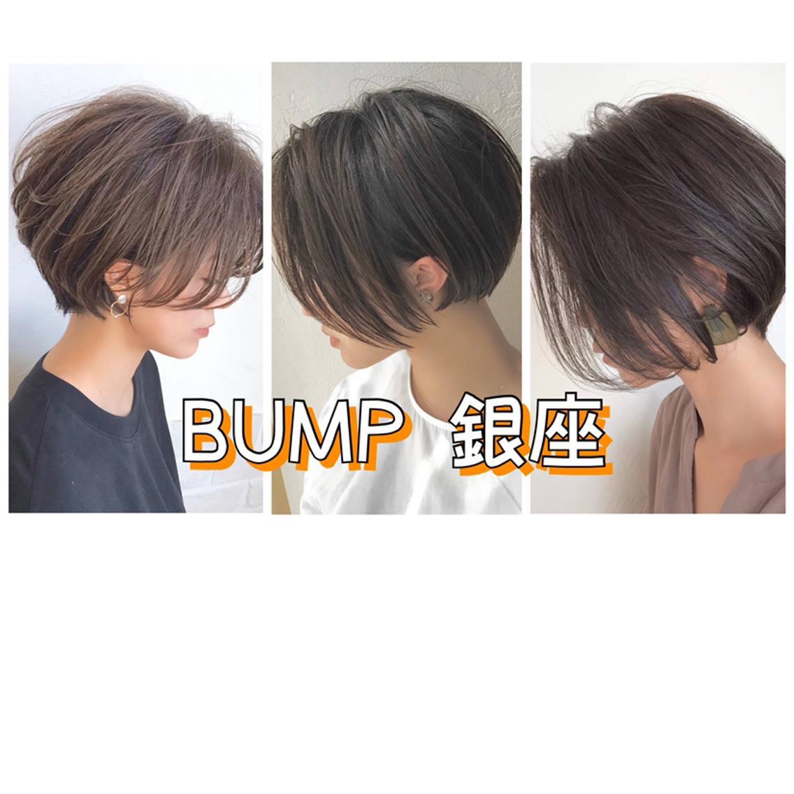 BUMP銀座所属・ショート/ボブ 西尾 翼の掲載