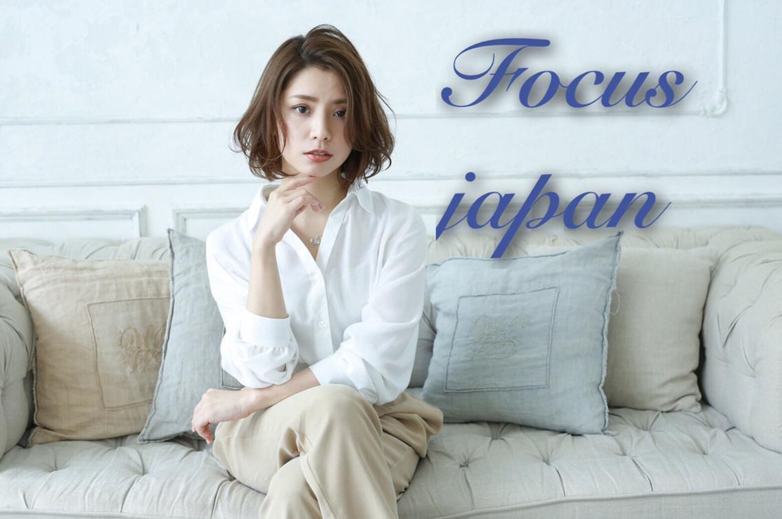 Focus japan/EYESTUDIO所属・✨店長✨杉原邑胡の掲載