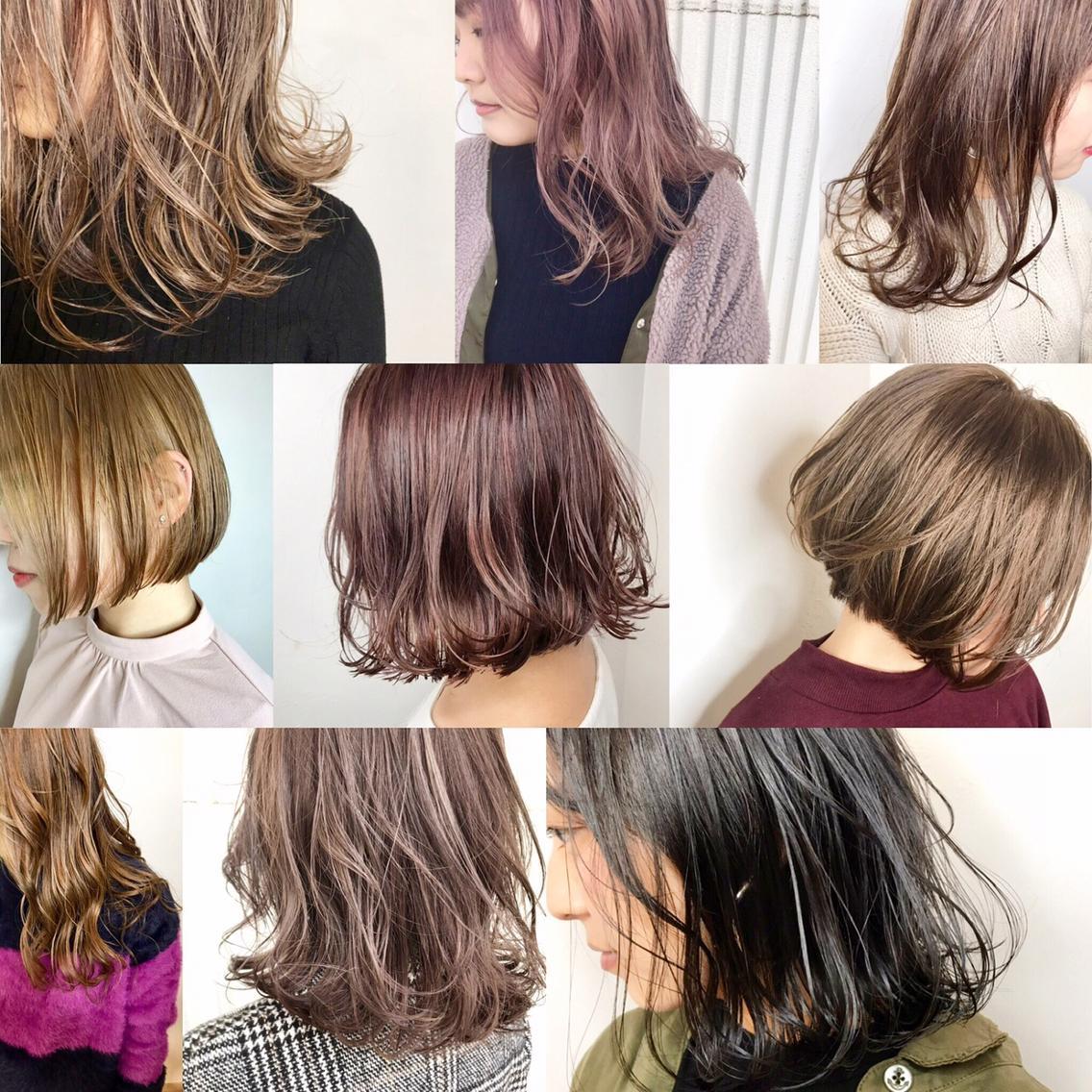 GLIM hair所属・チギラトオルの掲載