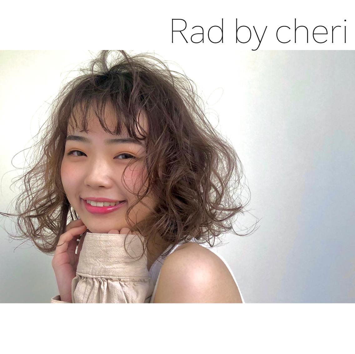 Radbycheri所属・福村優の掲載