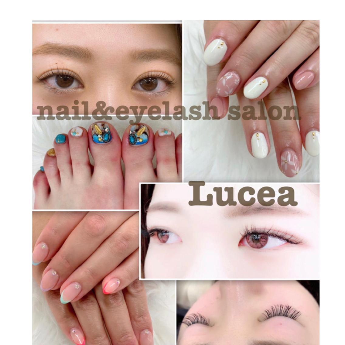 nail&eyelash Lucea◡̈⃝⋆*所属・☆lucea☆の掲載
