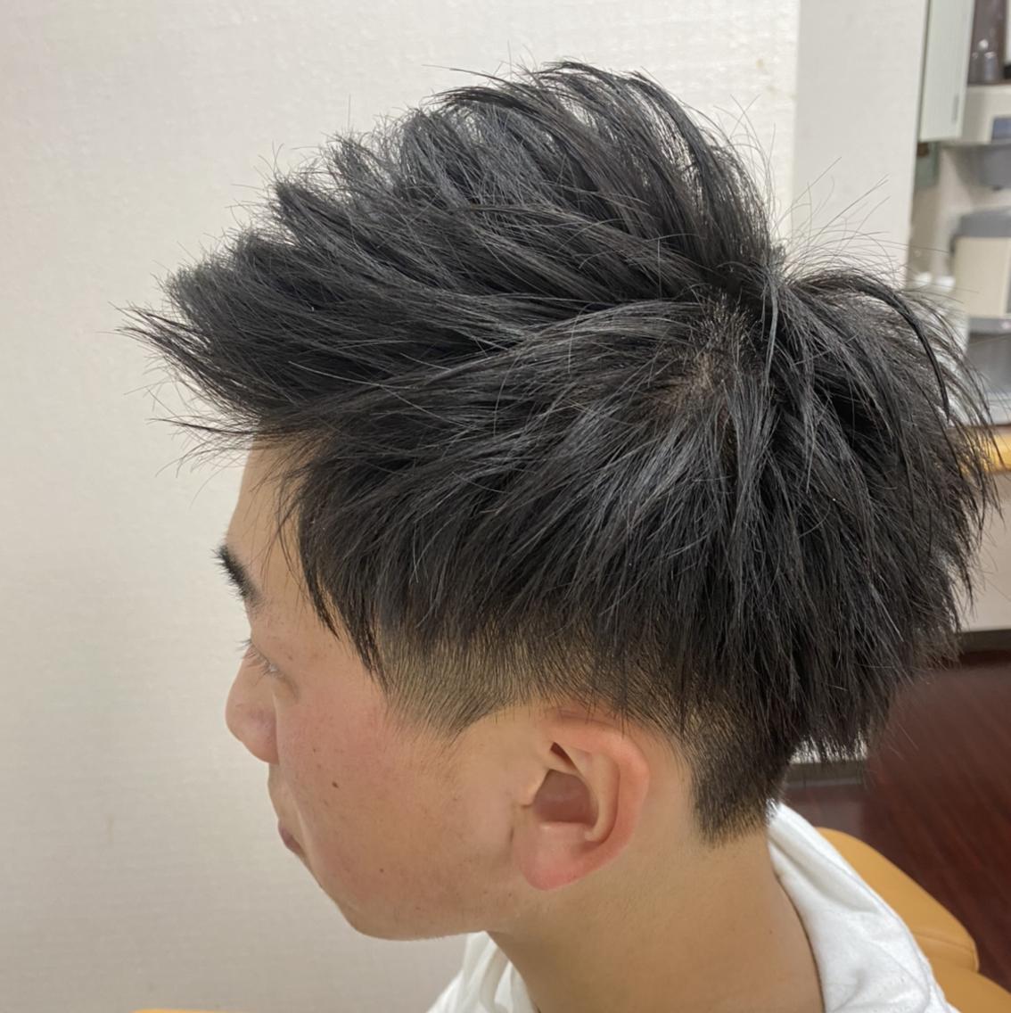 HAIR MAKE FELIX 板宿店所属・石原優希の掲載