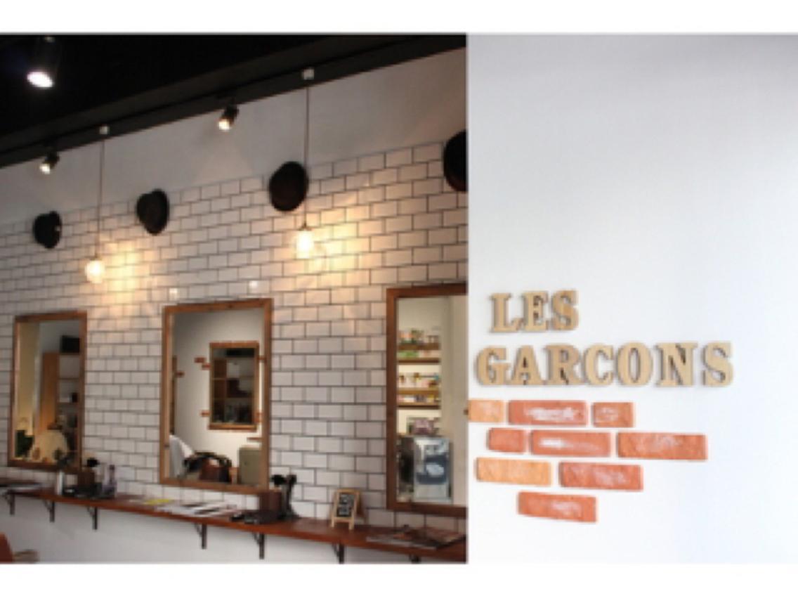 Les Garcons 清澄白河店の美容室 美容院 スタッフ情報 Yudaiレ