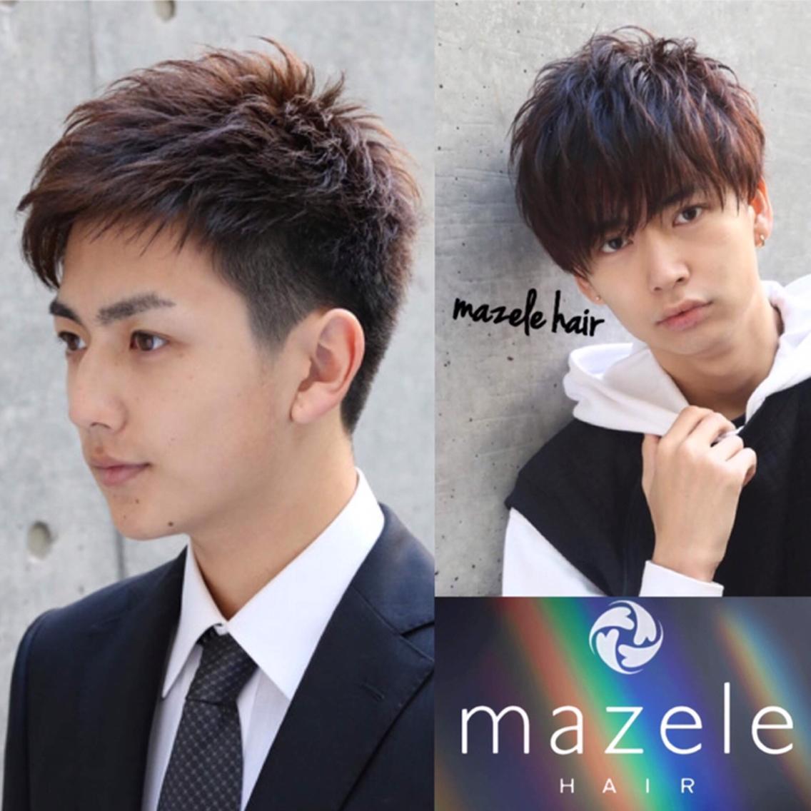 mazele hair所属・小出侑貴の掲載