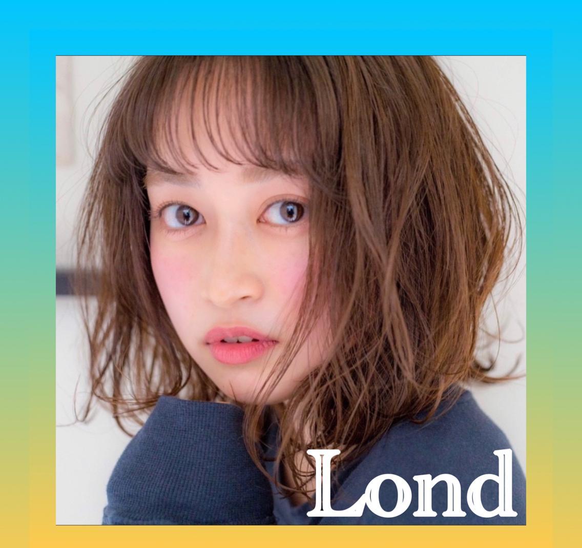 Lond表参道店所属・🌈倉崎涼🌈カラースペシャリストの掲載