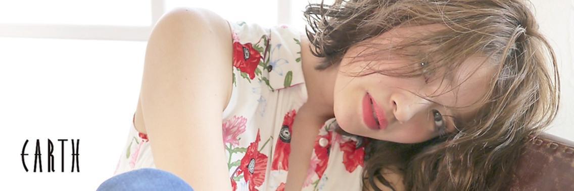 Hair&MakeEARTH三田店所属・下鍋実由の掲載