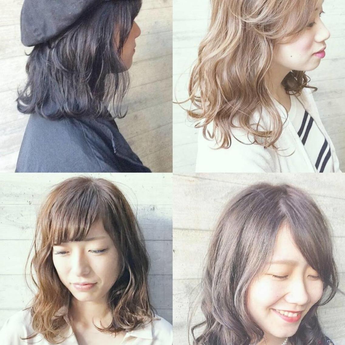 hair&make EARTH所属・金親和輝の掲載
