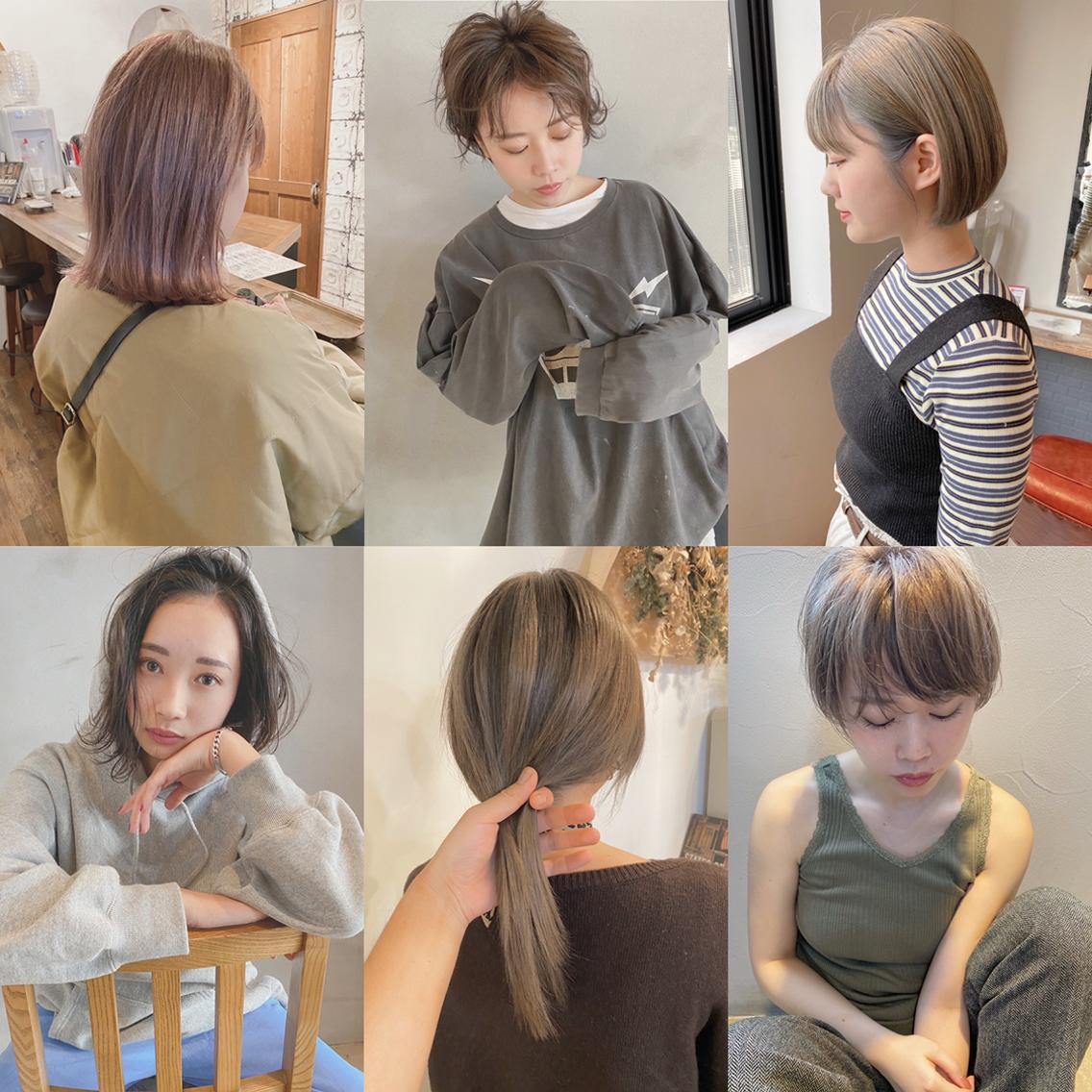 loty hair design所属・川原 一高の掲載