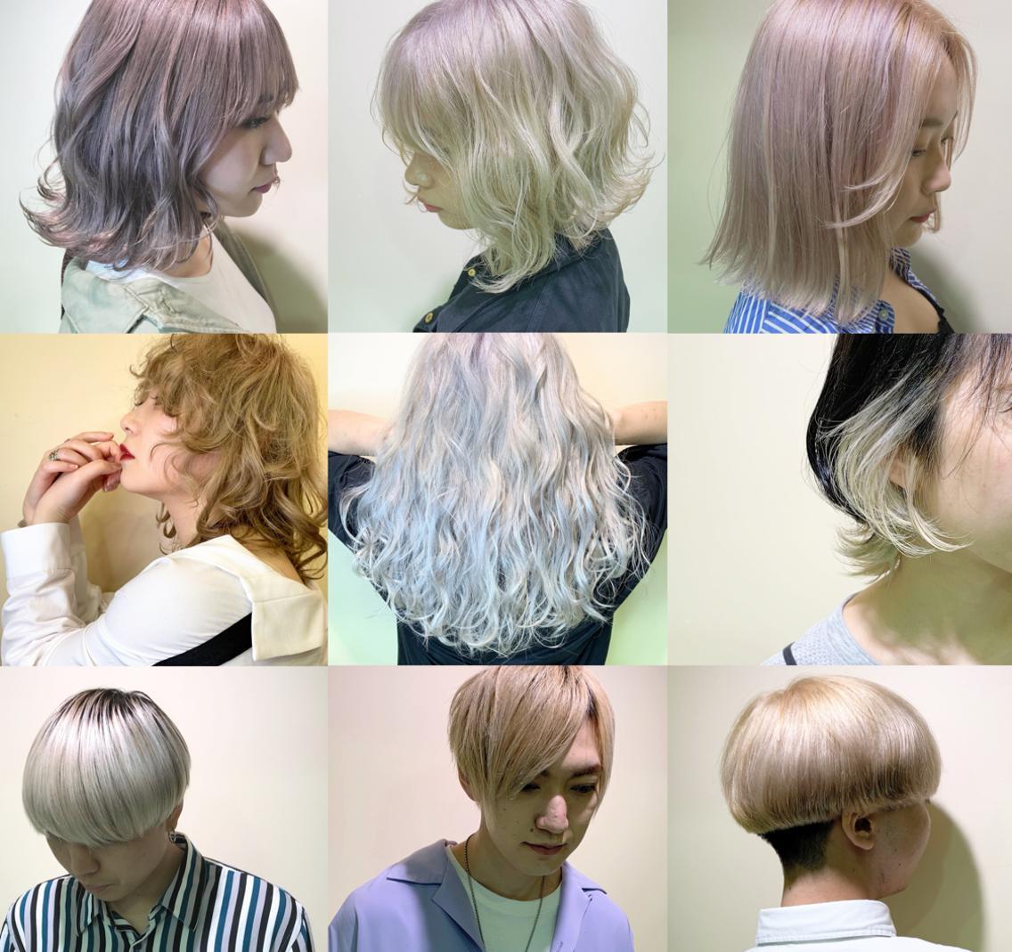 Hair&MakeZEST吉祥寺店所属・ホワイトベージュAZEの掲載