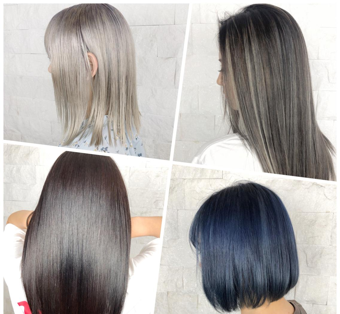 6/17当日予約空きでました✨ナチュラル〜上品系デザインカラーと髪質改善メニューが得意です。東京エリアminimoおススメランキングNO.1獲得✨デザインカラー講師が担当させて頂きます。