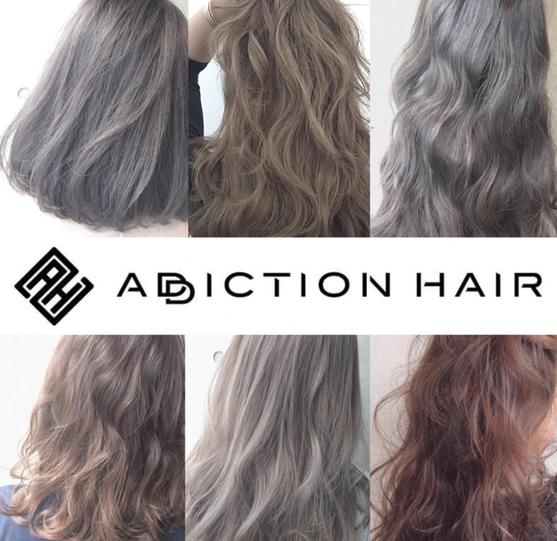 Realme/ADDICTION HAIR所属・ADDICTION HAIRの掲載