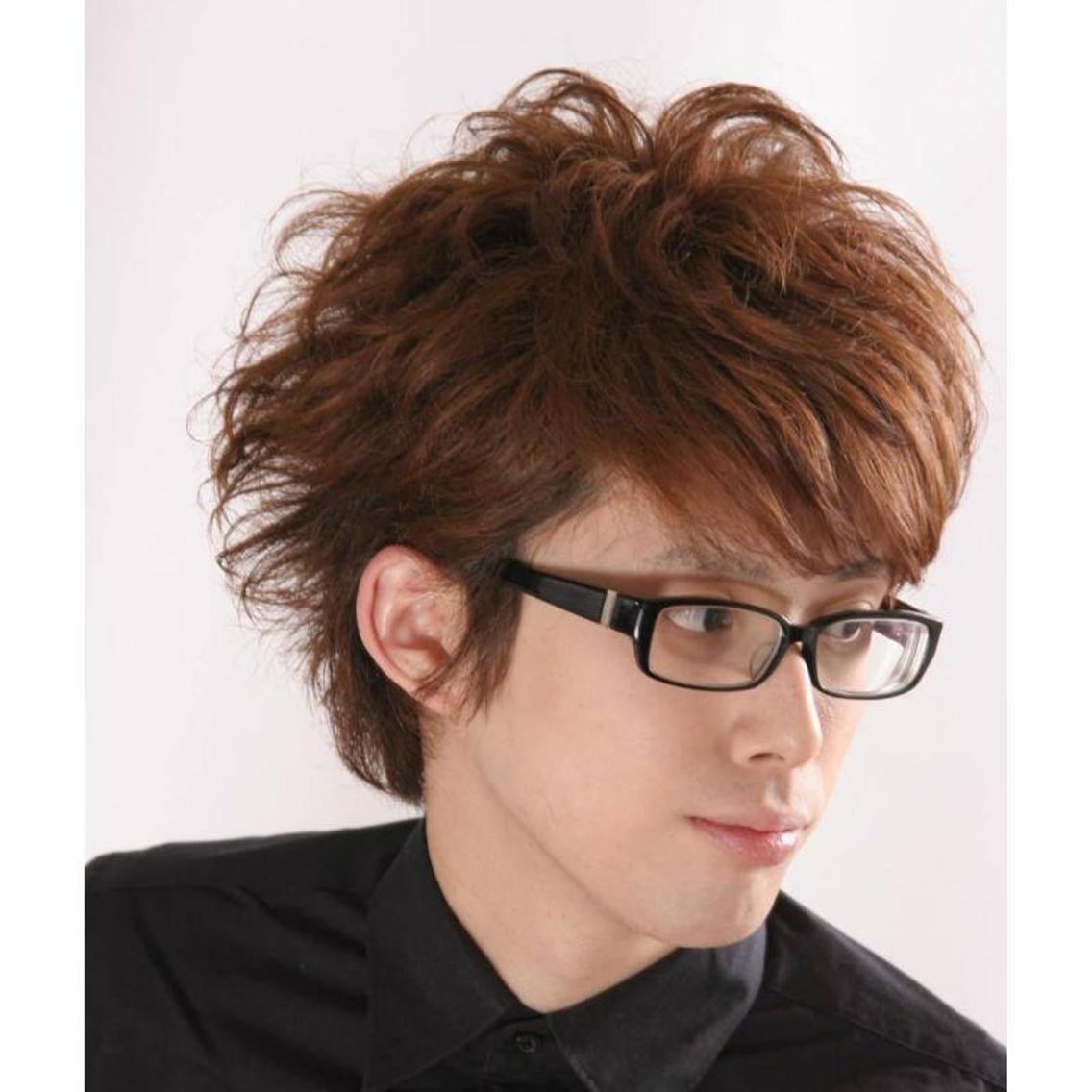 HAIR SPACE COURAGE 西町店所属・日原 史博の掲載