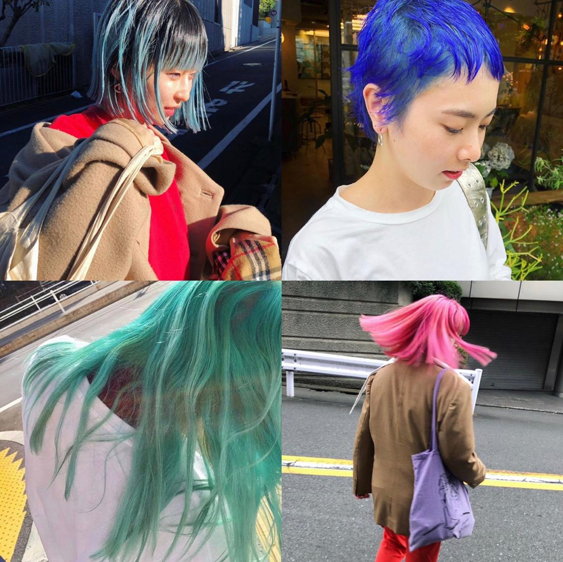 HAIR MUSE'E大西店所属・オカヤマ ユーセーの掲載