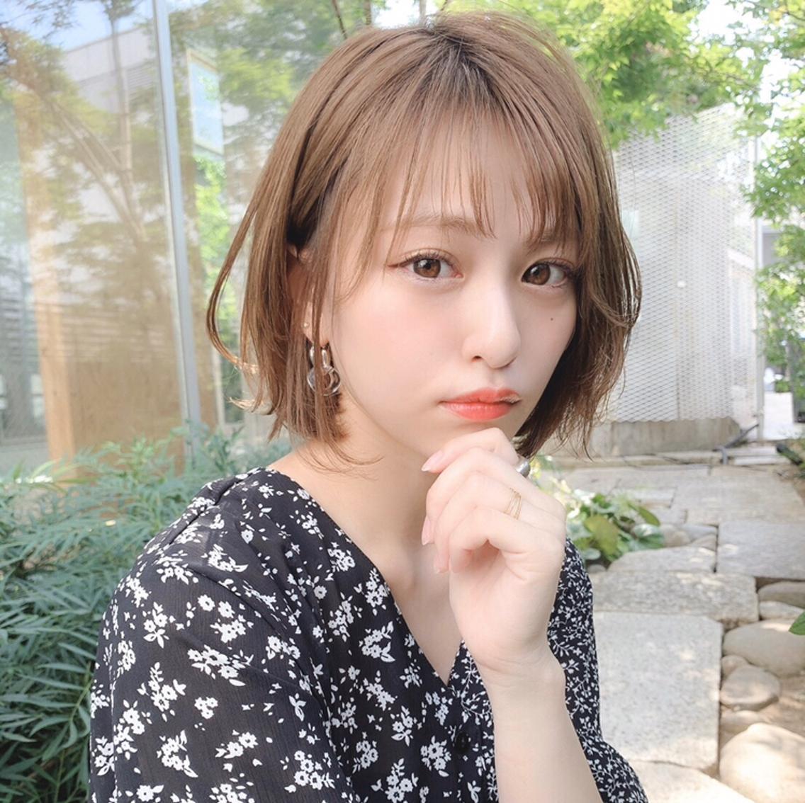 LAND所属・💕ブリーチなし透明感カラー美咲邑希の掲載
