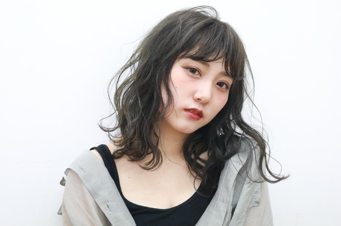 hair &makeYUIMARL所属・谷本美咲の掲載