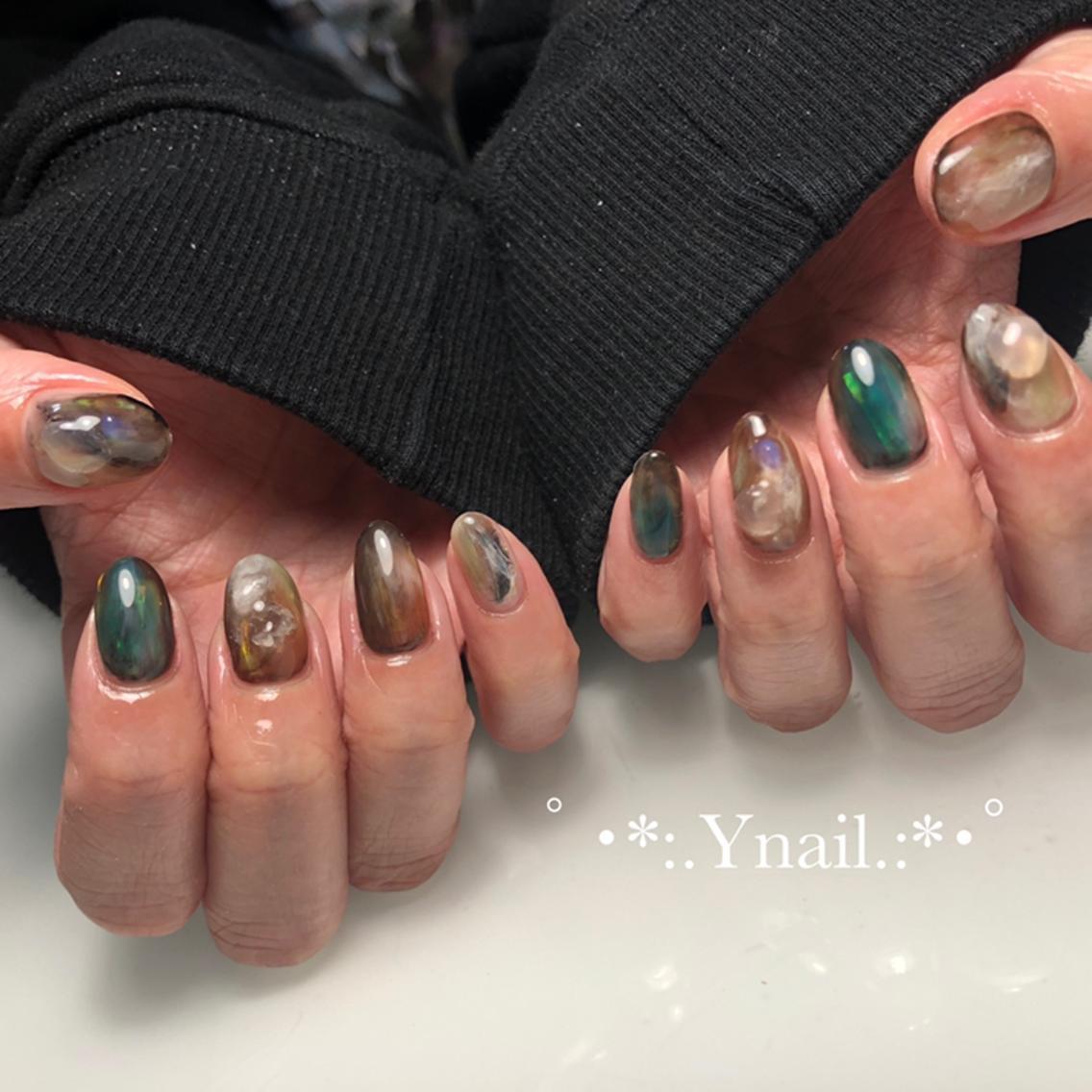 Y nail所属・Y nailの掲載