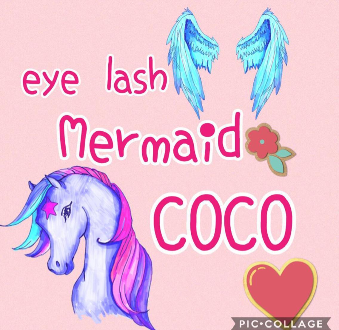 eye lash mermaid COCO所属・MermaidCOCOの掲載