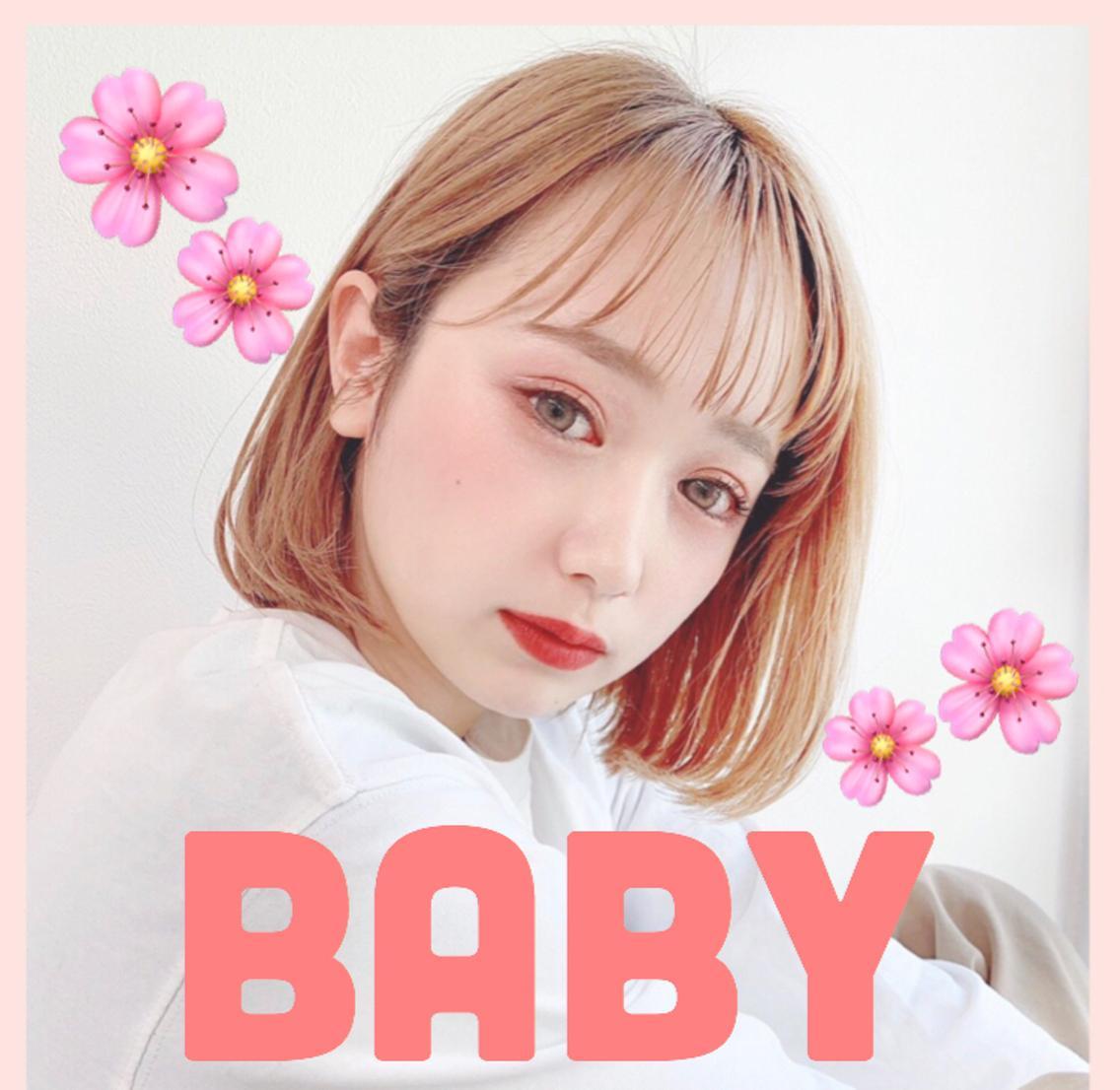 BABY所属・💗愛されモテカラー 💗SAYAKA💗の掲載