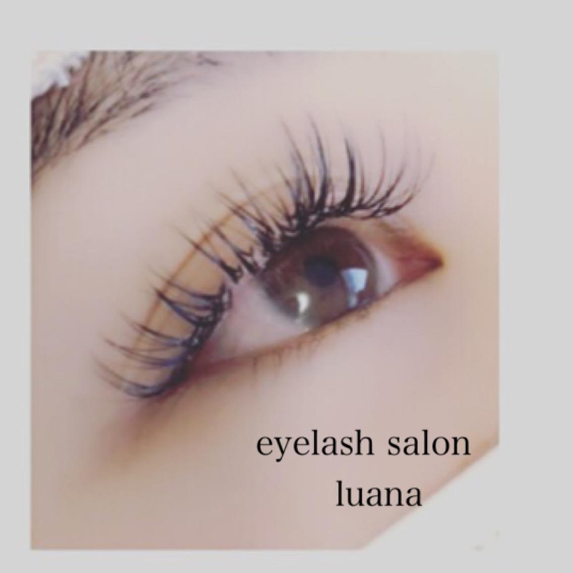 eyelash salon  luana所属・eyelashluanaの掲載