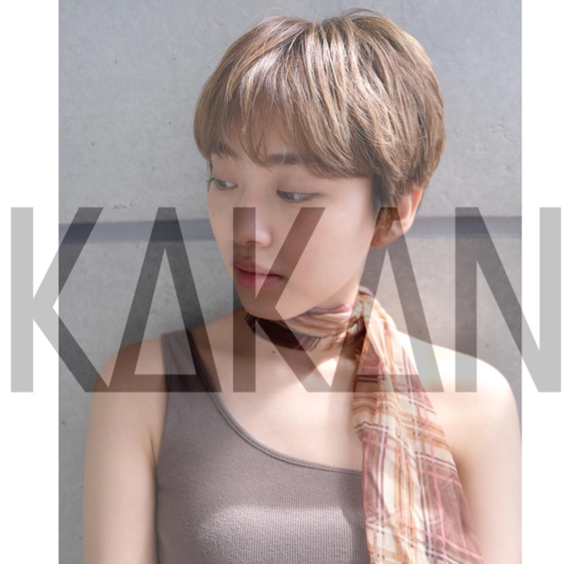 Kakan所属・佐藤佳奈の掲載