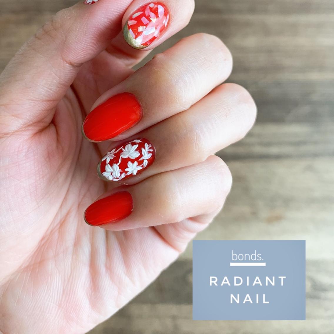 bonds.Radiant nail所属・Radiant nailの掲載
