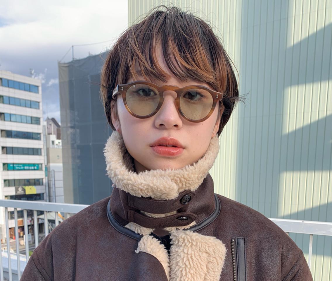 clear OF HAIR所属・水谷怜生の掲載