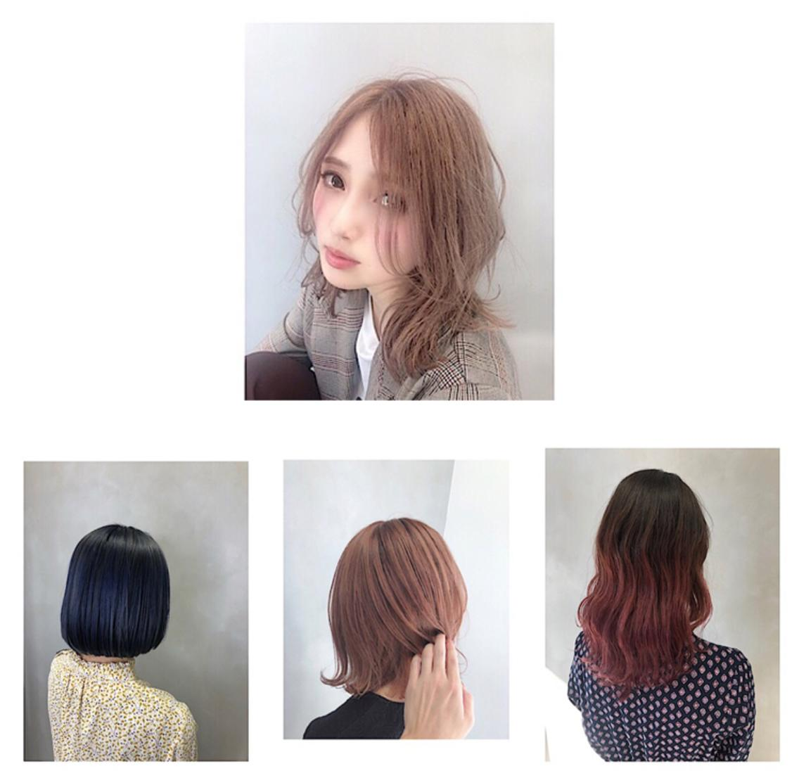 【Eight Fukuoka】博多店Top stylist所属・長木雄飛の掲載